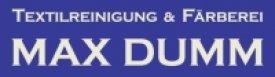 Max Dumm - Textireinigung und Färberei