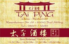Tai Ping China Restaurant
