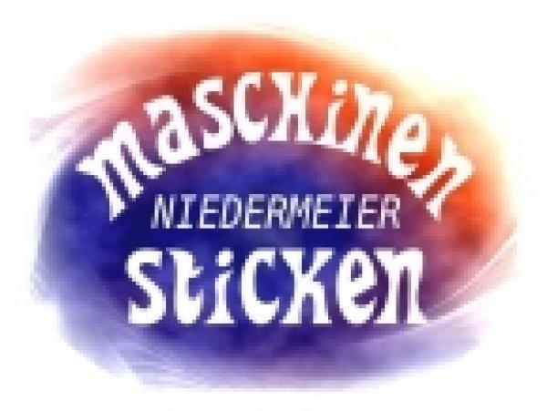 Niedermeier - Maschinensticken