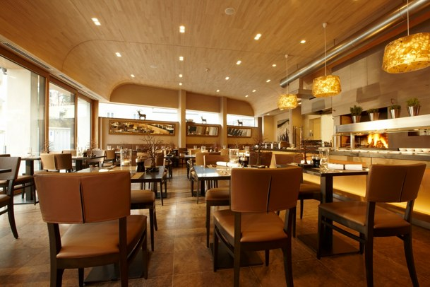 Hotel Lindners Bad Aibling - Restaurant