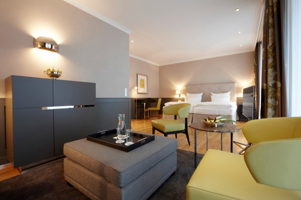 Hotel Lindners Bad Aibling - Zimmer im Hotel